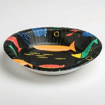 Beach 20oz Paper Bowls now featured on Fab.