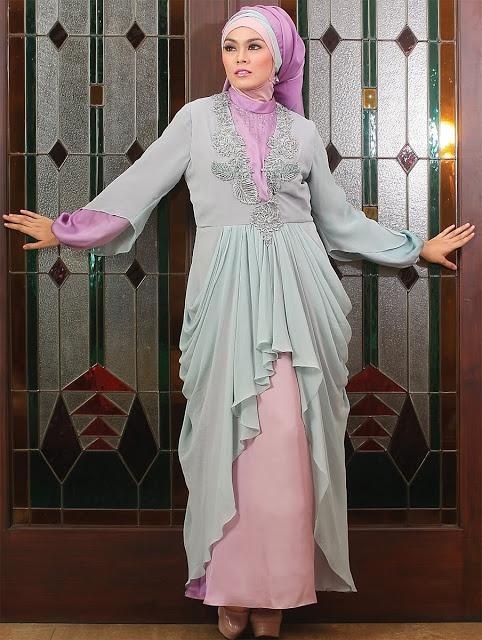 Drapery Tosca - Termasuk 1 inner,1 jilbab segi empat ceruty dan 1 pasmina silky. Dzakirah boutique - $155.00