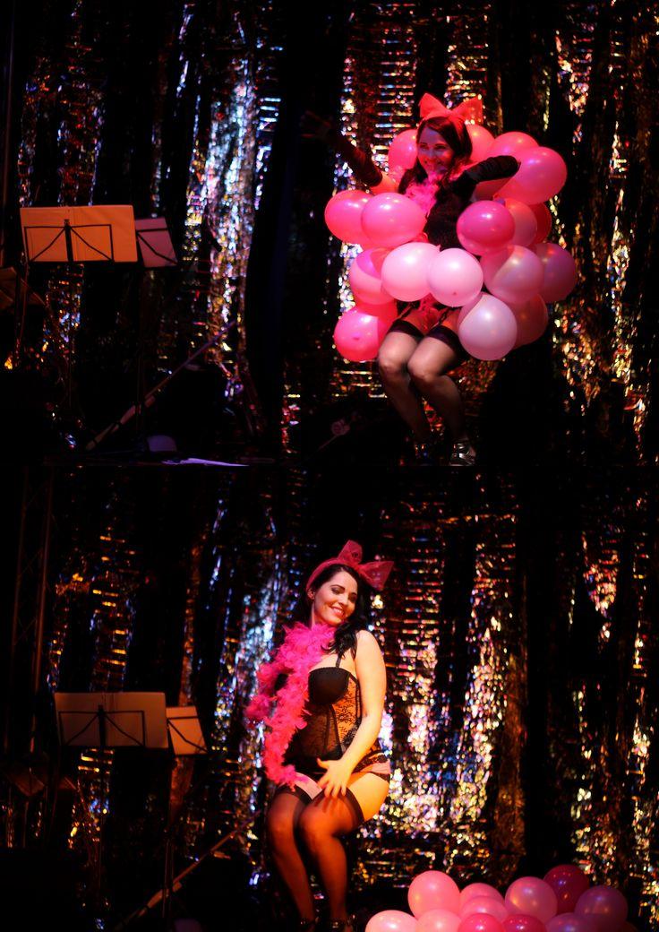 Annual Bratislava Burlesque Academy show <3