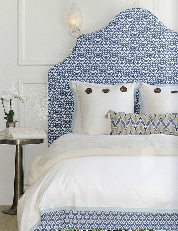 25 best ideas about upholstered headboards on pinterest