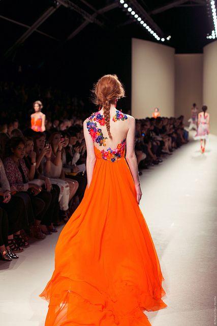 Alberta Ferretti Fashion Show in Milan | Flickr - Photo Sharing!