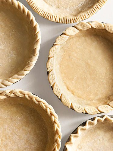 5 tricks to make perfect piecrust every time.