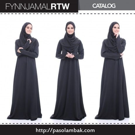 FYNN JAMAL RTW - BLACK