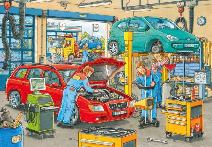 automechanici