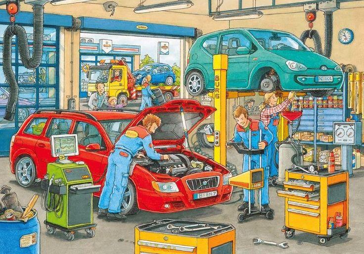 automechanici