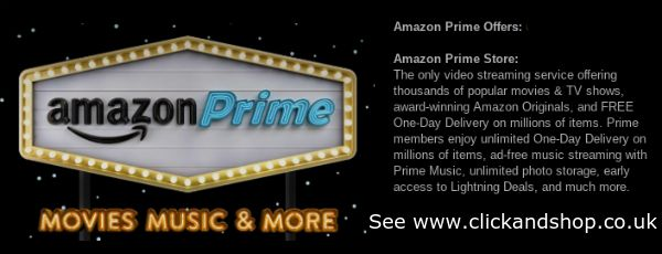 See https://tinyurl.com/y8q4t7lx for more details on Amazon Prime and to get some great discounts on thousands of products.