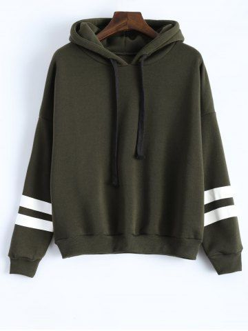 GET $50 NOW | Join RoseGal: Get YOUR $50 NOW!http://m.rosegal.com/sweatshirts-hoodies/striped-sleeve-oversized-hoodie-856121.html?seid=7344004rg856121