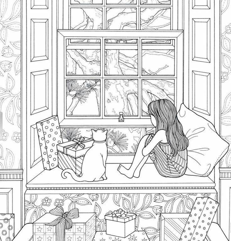 Раскраски  Дариа Сонг  | VK