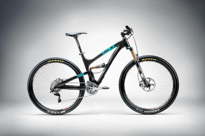 Yeti SB95 Carbon y Yeti Arc Carbon, las nuevas ruedas grandes de Yeti