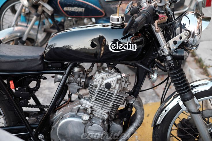 ELEKTRA GLIDES (BUT NEVER WITHOUT KONSTANTIN) | coolrides - Custombikes l Caferacer l the new Heritage.