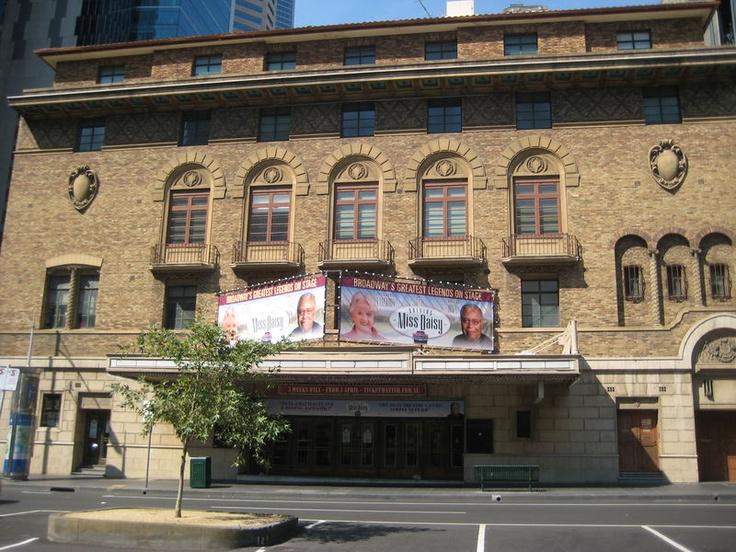 Comedy Theatre, Melbourne