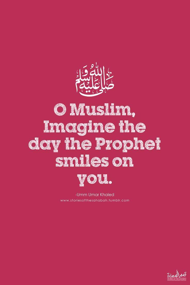 Ya Rabb! Ameen!   #ProphetMuhammad #Paradise #Smile