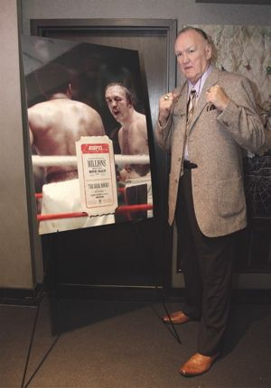 """Featuring some of our best interviews from the past here is one with Boxing Legend Chuck Wepner """"The Real Rocky"""" interview with Sally Deering of the River View Observer 