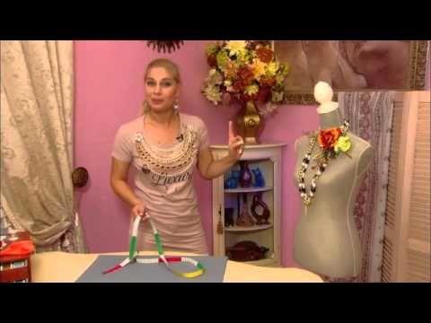 Джинсово льняное платье (Jeans dress) - YouTube