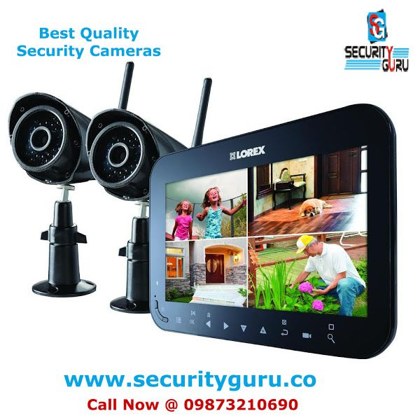 Buy now best quality Hidden Security Camera Systems, Outdoor Hidden Surveillance Cameras, CCTV Security Cameras, Security Camera Systems, Wireless Outdoor Surveillance Cameras, Wireless Surveillance System, Wireless Video Surveillance Camera, Wireless Camera, Outdoor Security Cameras, IP Cameras and CCTV Cameras under a roof - Security Guru For Enquiry: 09873210690