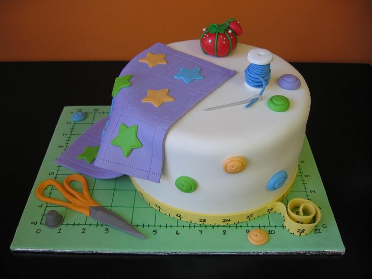 Quilting Cake Decorating : quilt cake!!! Mom and Dad s 60th Birthday party Pinterest