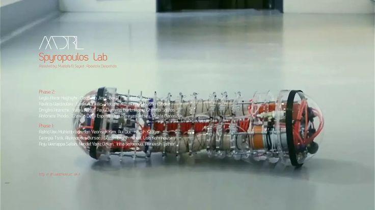 AADRL Spyropoulos Design Lab on Vimeo