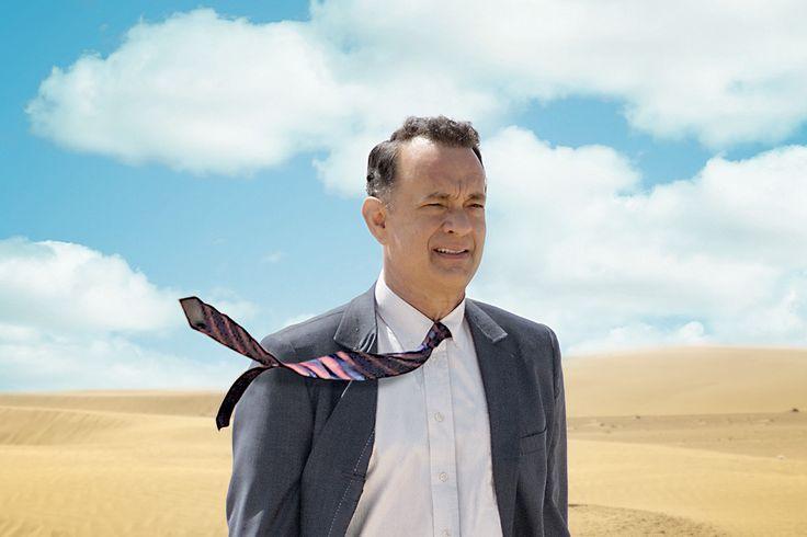 トムハンクスが熱演する中年男性の一風変わった再起の物語王様のためのホログラム今月のプロ押し映画