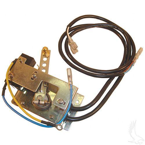 Potentiometer w/ Micro Switch, E-Z-Go Marathon Electric 90-94
