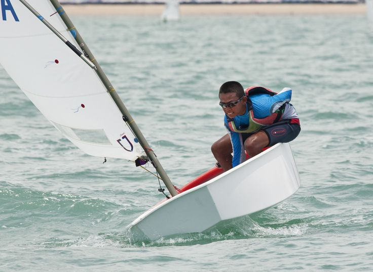The 2012 Thailand Optimist Championship came to a close today after three days of racing off Ocean Marina Yacht Club in some of the most challenging conditions the youth sailors have experienced.