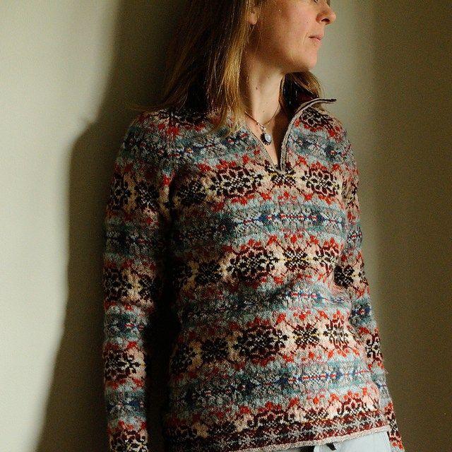 491 best Fair isle/Scandinavian stranded color work knitting ...
