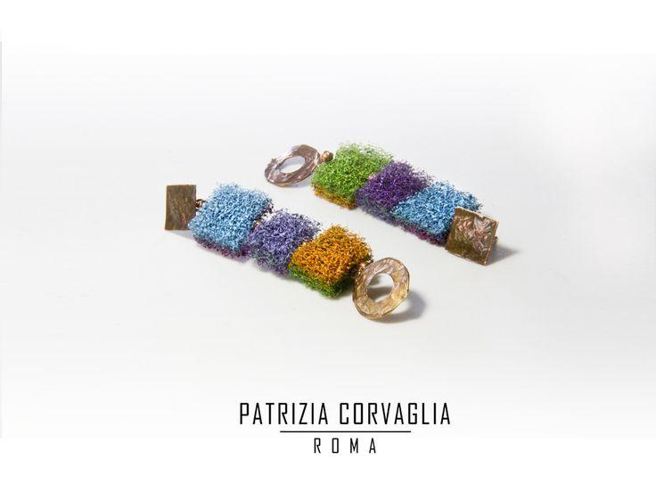 Patrizia Corvaglia Gioielli | lusso | eccellenza | moda | Roma | orecchini  http://www.patriziacorvaglia.it/