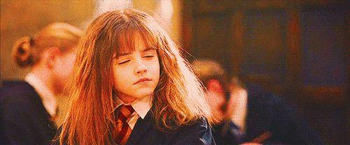 """""""Fängt das Buch überhaupt damit an, dass Hermine Harry ein Bikini-Bild von sich schickt?"""""""