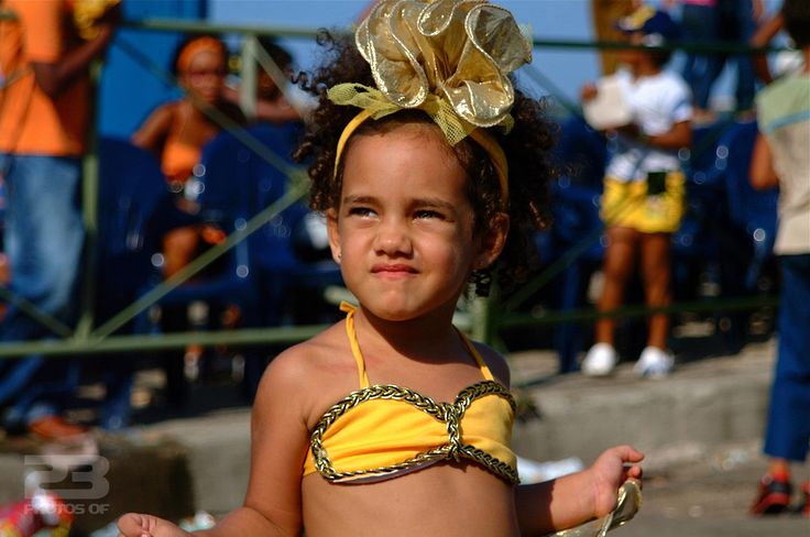 Cuban Princess at Havana Children's Carnival photo | 23 Photos Of Havana