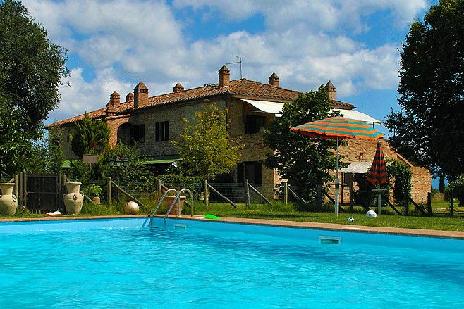 Casale Baldelli Trasimeno Lake Umbria - Italy