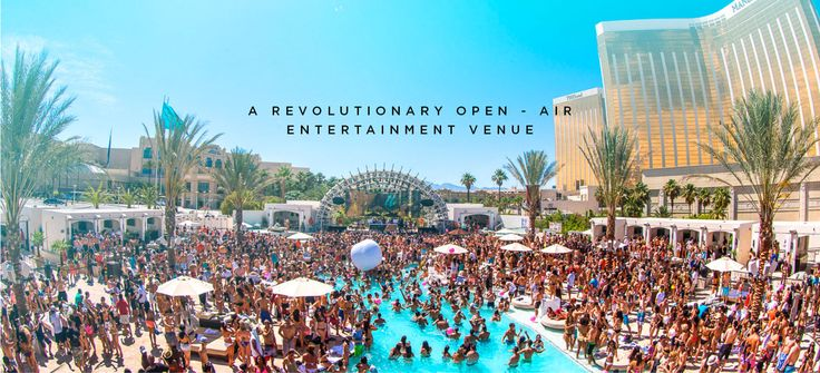 Daylight Beach Club - Las Vegas, Nevada, USA GOING SATURDAY!!! :D