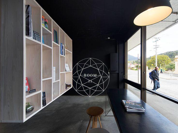 Room11 Hobart studio - shopfront - Room 11