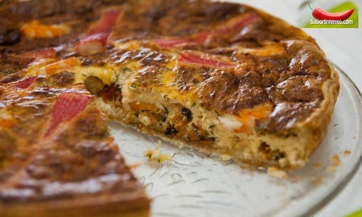 Tarte de Marisco - http://www.receitasparatodososgostos.net/2016/06/23/tarte-de-marisco/