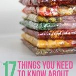 17 things you need to know about slow cooker freezer meals