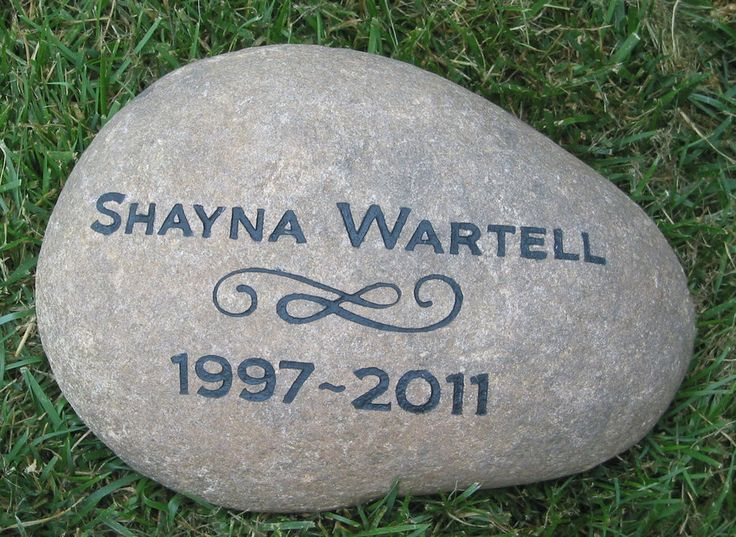 25 Best Ideas About Memorial Stones On Pinterest Dog