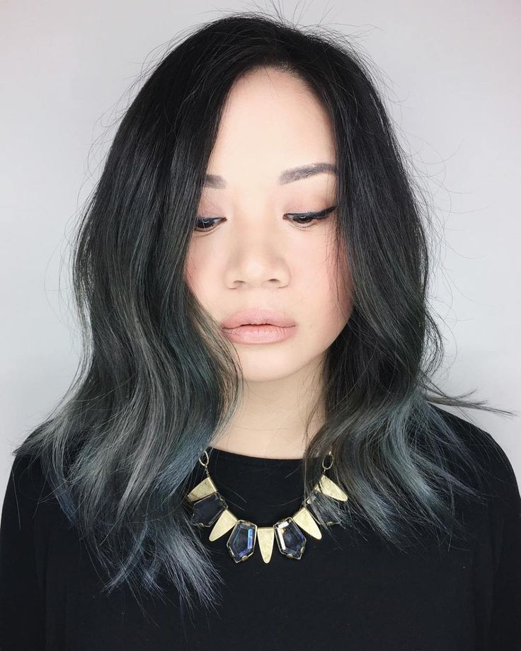 Asian girl hairstyles — pic 7