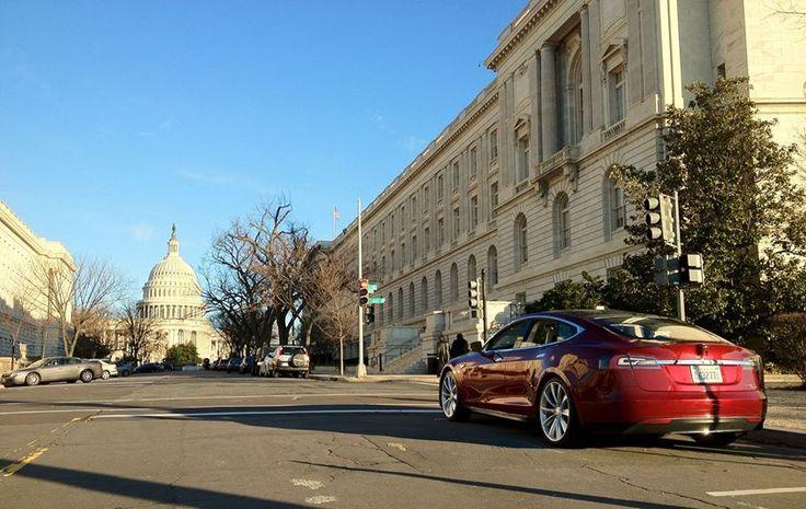 Model S, Washington DC