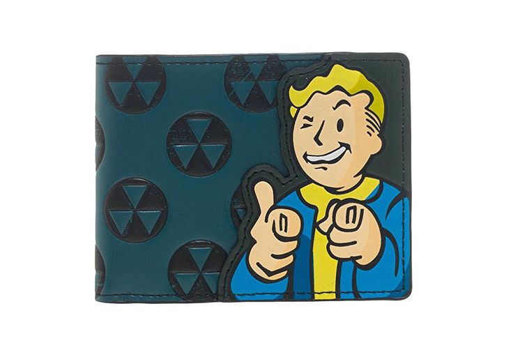 Fallout 4 Funny - Fallout Funny - Fallout Meme - Fallout Wallet - Vault Boy Wallet - Vault Boy Funny - Fallout Gifts