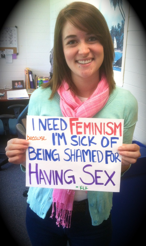Phrase feminist slut doctrine apologise, but