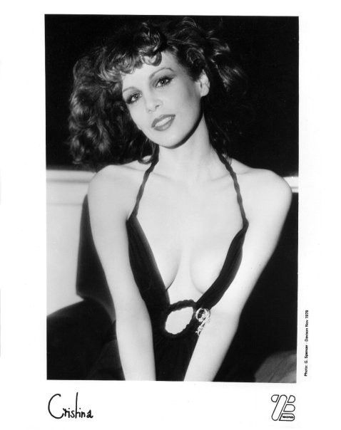 1980's Ze Records No Wave artist Cristina (Cristina Monet-Palaci)