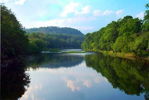 Kayaking Heaven... the beautiful Greenbrier River, WV