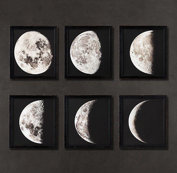 1896 Moon Photogravure Prints
