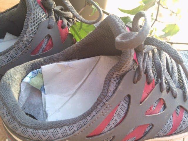 Domácí re-freš smradlavých bot