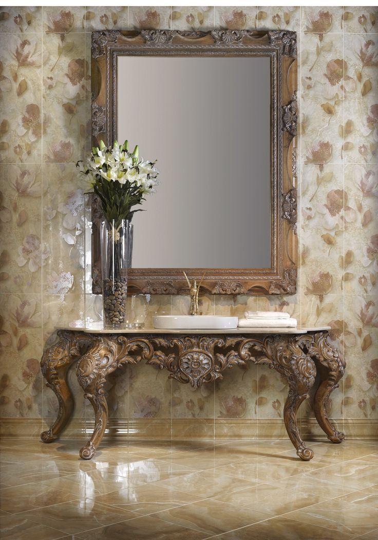 luxury bathroom design - bronces mestre - faucet