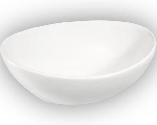 Aufsatzwaschtisch Tube 40,5x33,5 cm weiß bei HORNBACH kaufen