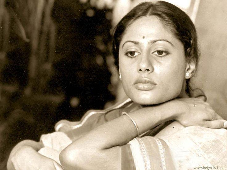 Smita Patil.