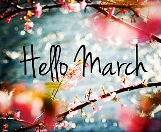 Helló március! :) mi már nagyon várjuk a tavaszt. A madarak csicsergését a friss tavaszi szellőt az illatokat és a napsütést... Te mit szeretsz a tavaszban? #március #tavasz