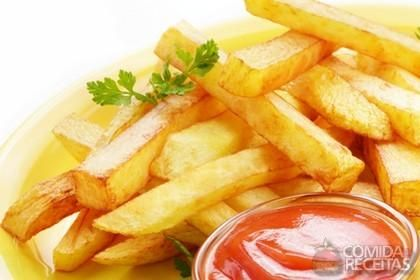 Receita de Batata frita na panela de pressão em receitas de legumes e verduras, veja essa e outras receitas aqui!