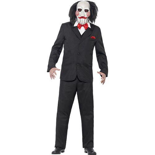saw jigsaw 20493 halloween fancy dress costume 4299 - Male Costumes Halloween
