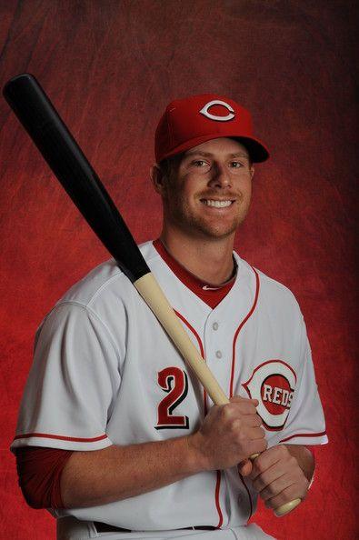 Zack Cozart #2 of the Cincinnati Reds