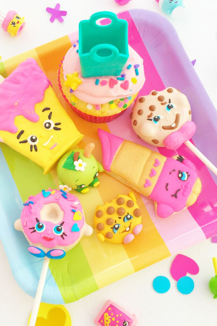 This shopkins birthday party puts all others to shame - Shopkins pics ...